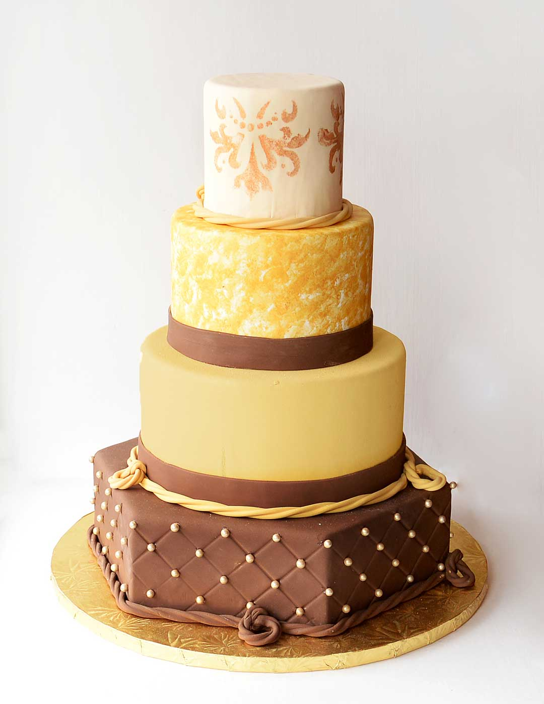 Marietta, Georgia Wedding Cakes | Sugar Cakes Patisserie